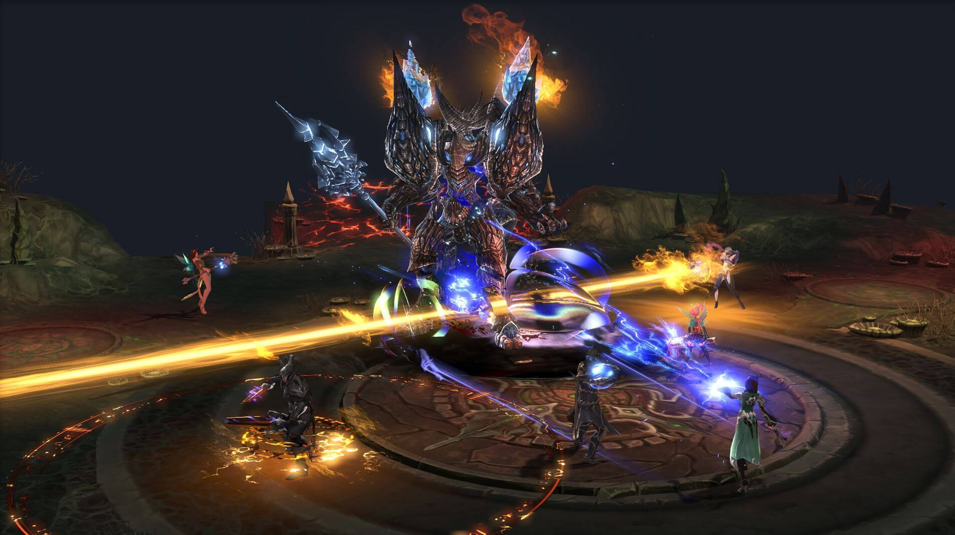 Devilian Hack and Slay MMMORPG