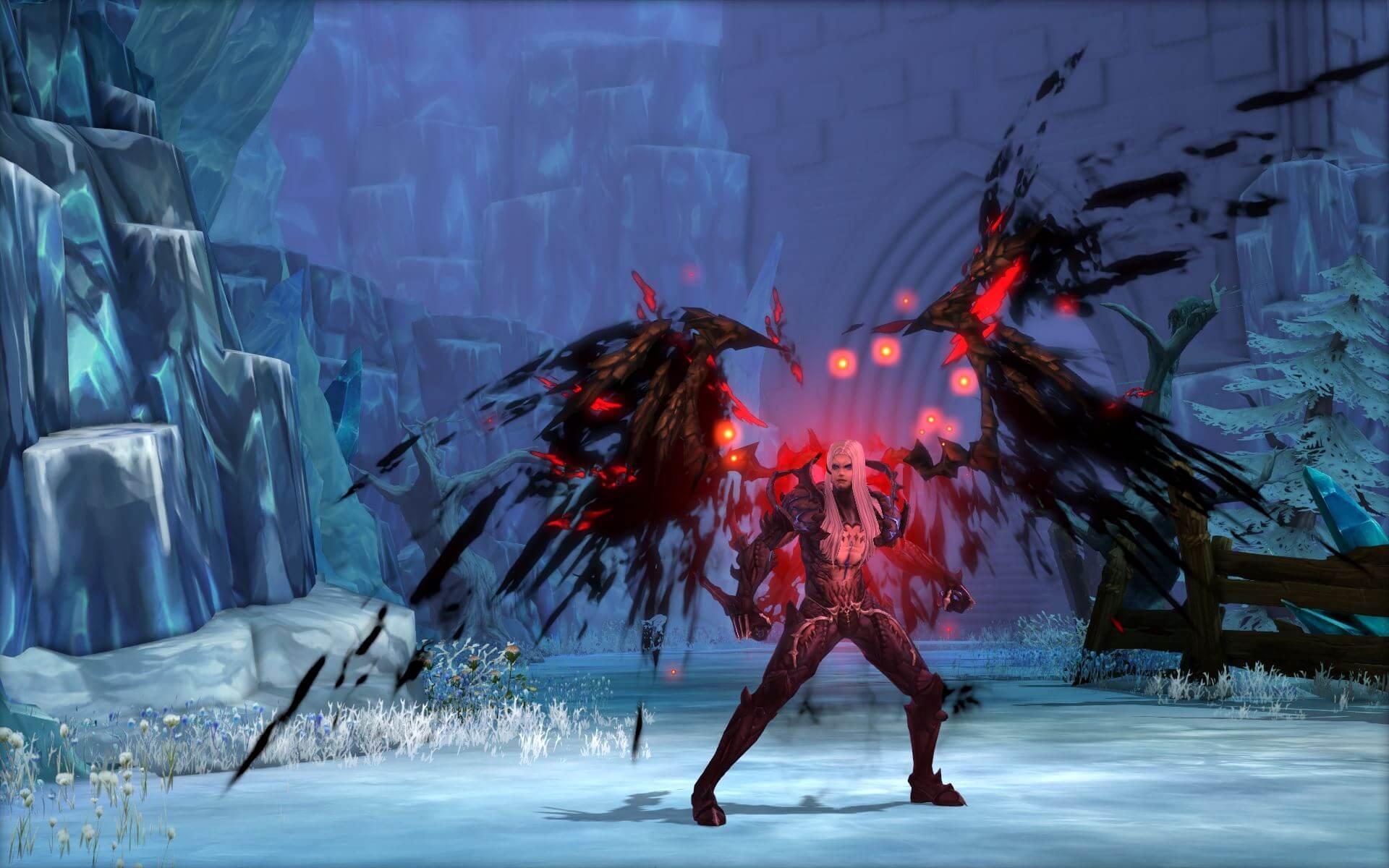 Devilian Shadowhunter Devilforn