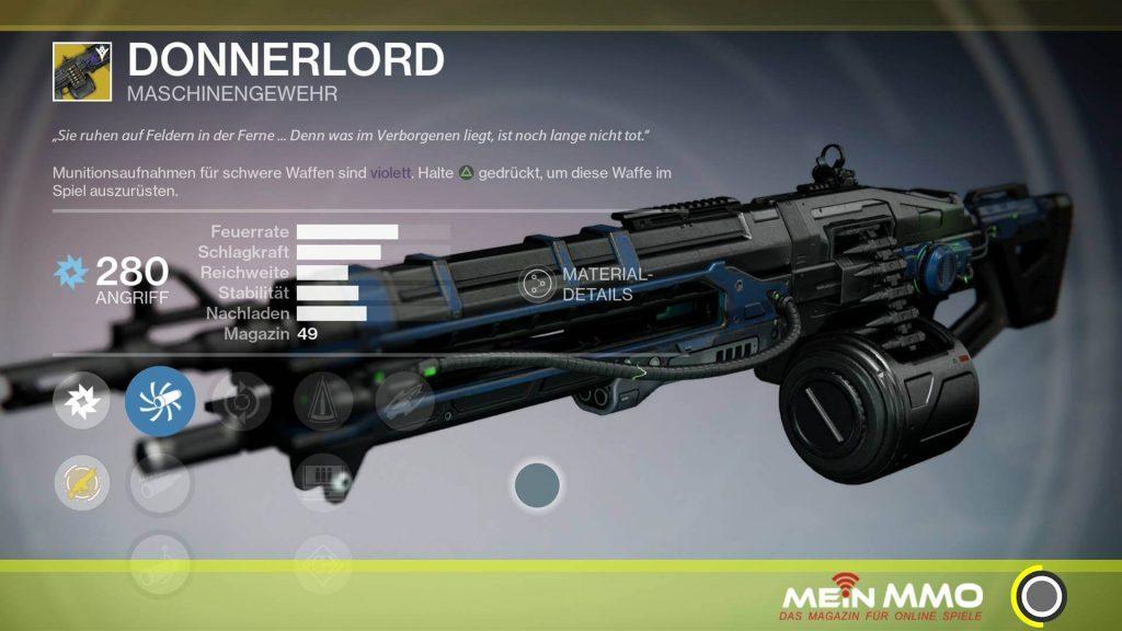 Donnerlord Destiny