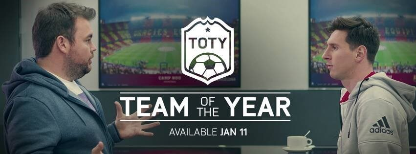 wann kommt das team of the year fifa 19