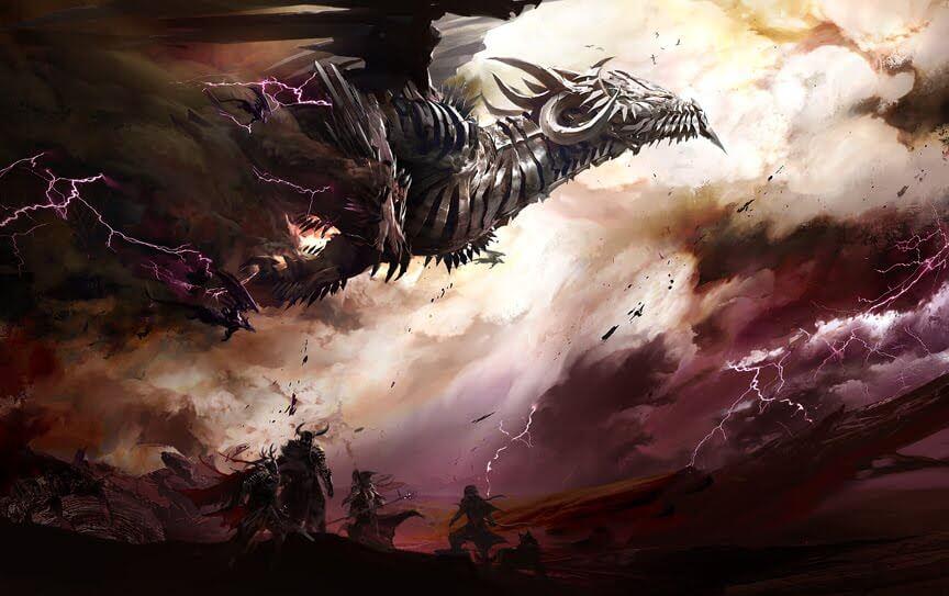 Guild Wars 2 Shatterer Artwork