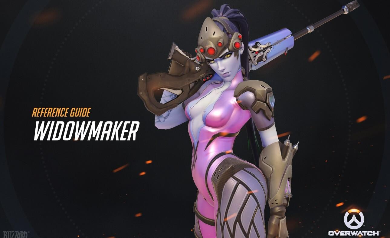 Overwatch Widowmaker Kit Header