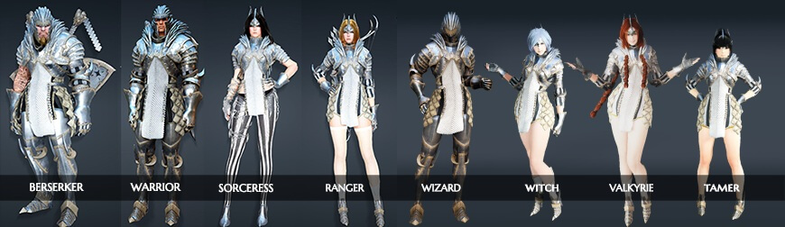 Black Desert Pre Order Kostumes