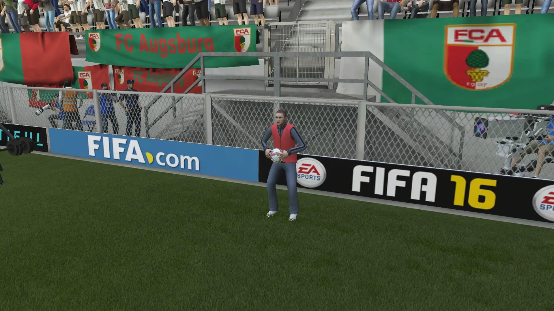 FIFA 16 Balljunge