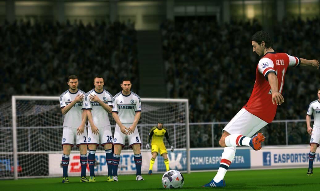 Fifa 16 Mesut Özil