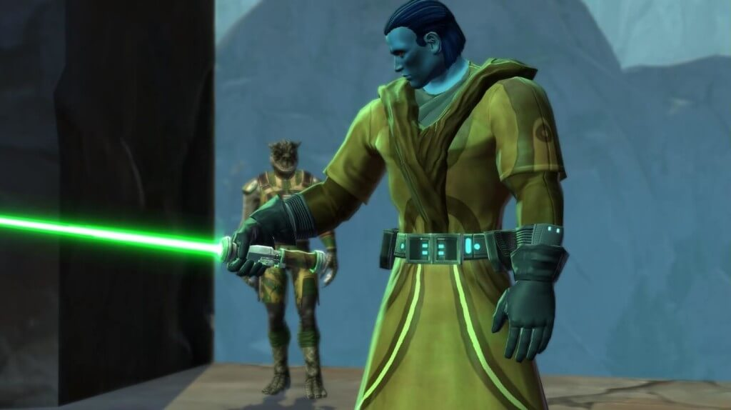 Jedi Sentinel Build