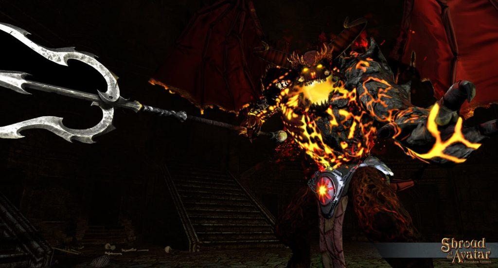 Shroud of the Avatar Daemon
