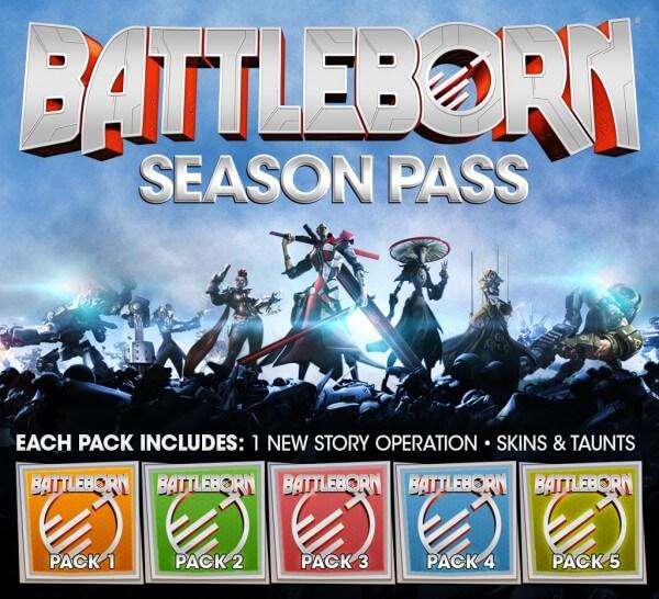Für 20$ gibts den Seasonpass mit 5 DLCs.