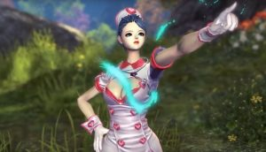 Blade and Soul Race Gender Change