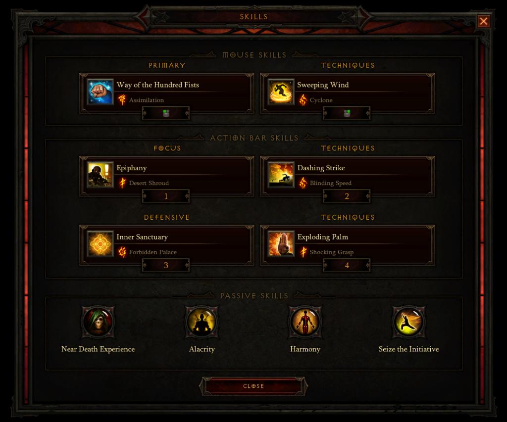 Diablo  Kreuzritter Season  Build