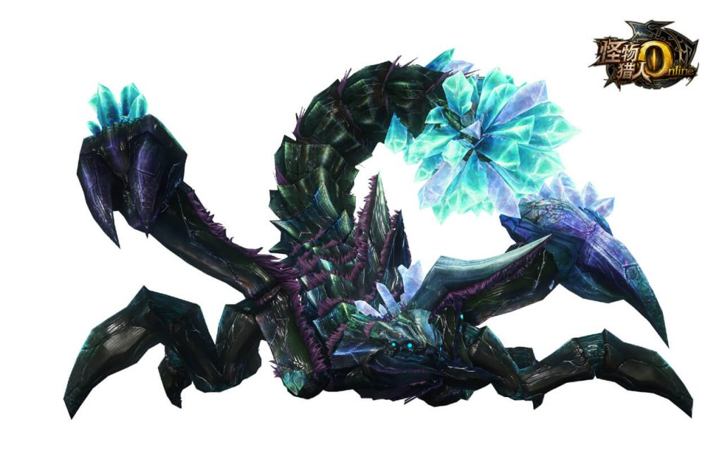 Monster Hunter Online Akura Jebia