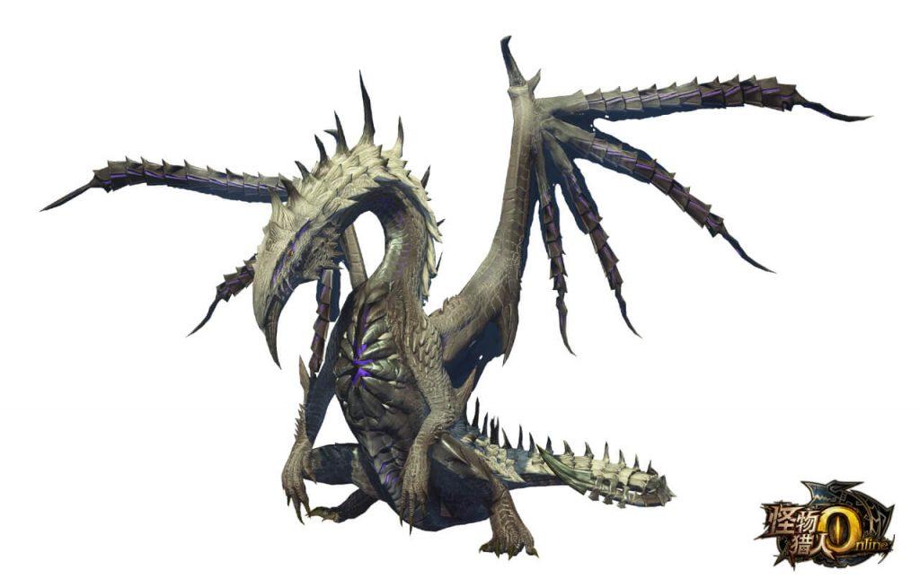 Monster Hunter Online Merphistophelin