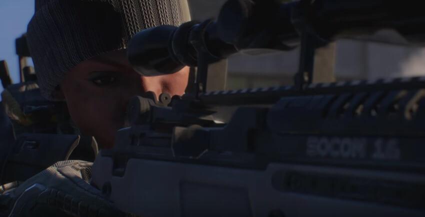 division-agentin-sniper