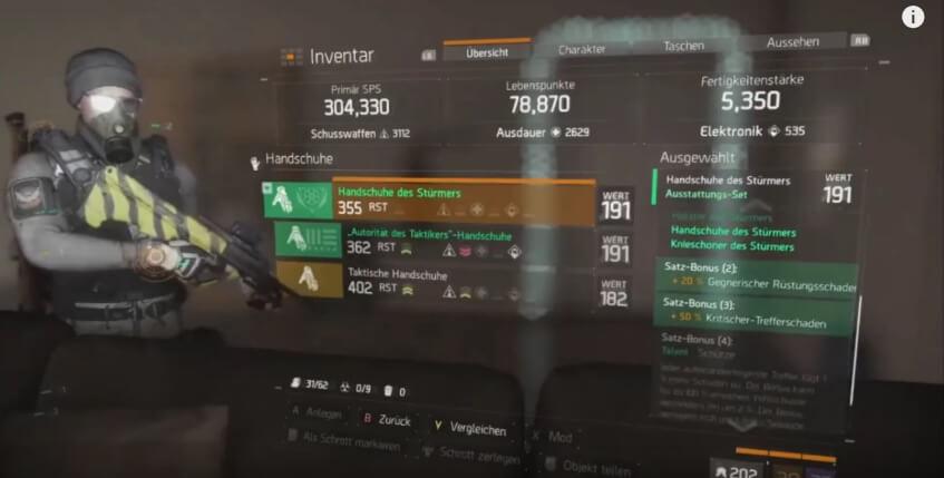 division-schorri-rüstung