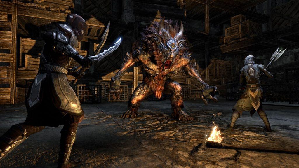 the elder scrolls online dark brotherhood monster