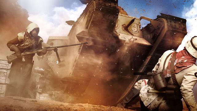 Battlefield 1 Eroberung