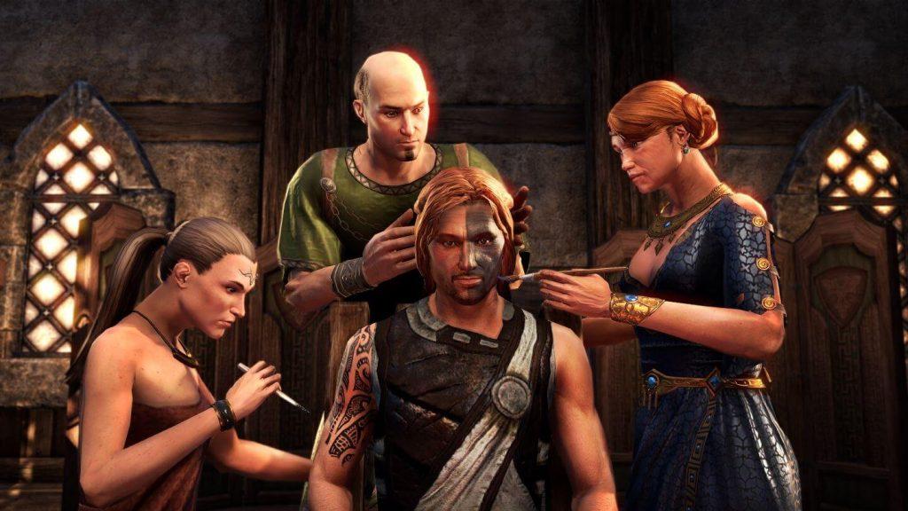 The Elder Scrolls Online Stilstube