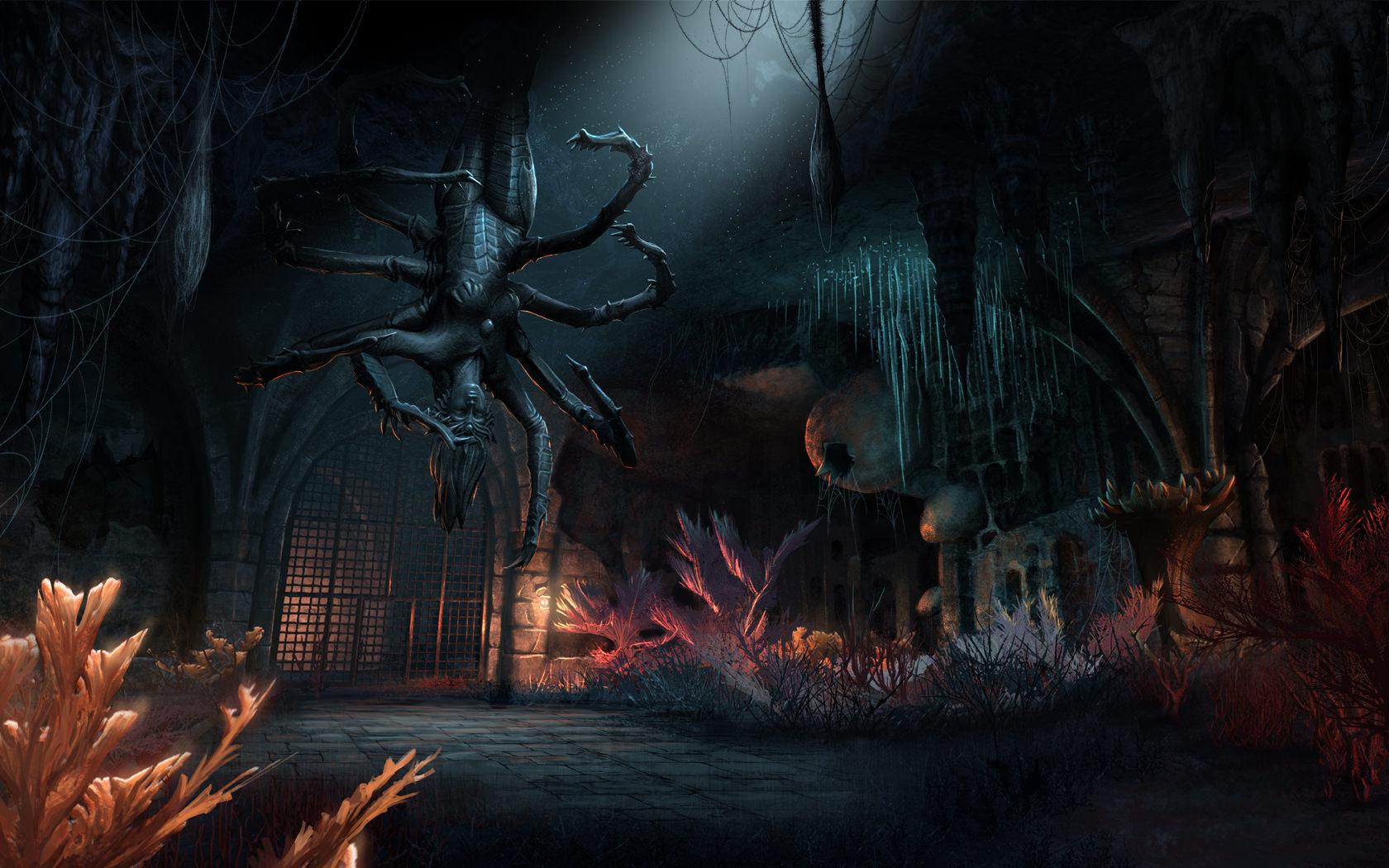 The Elder Scrolls Online Wiege der Schatten
