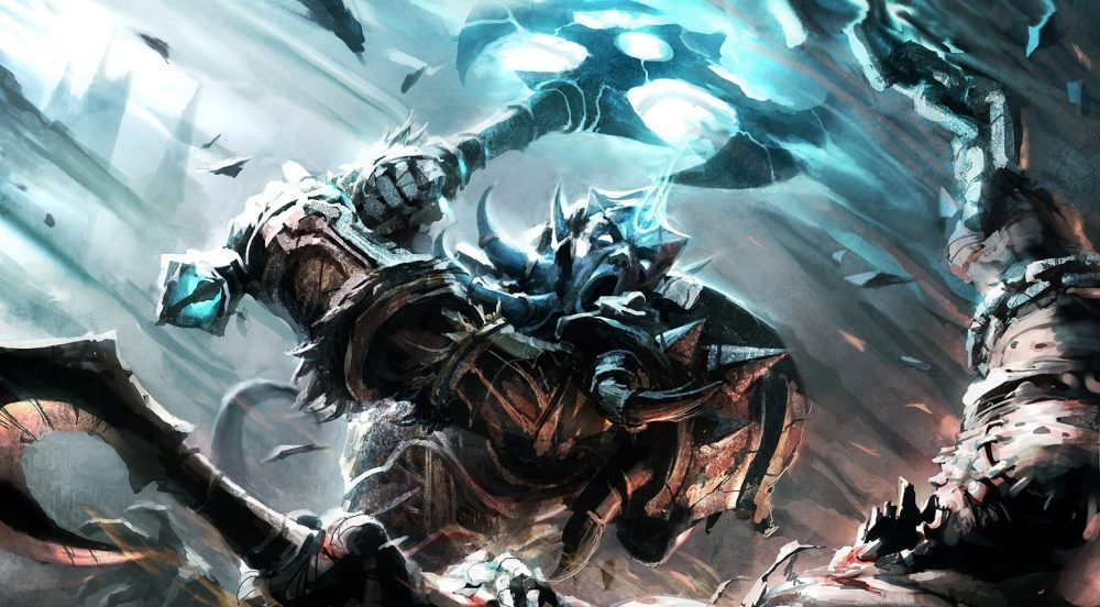 WoW Deathknight Artwork