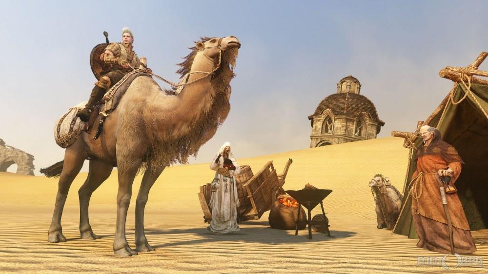 Black-Desert-Online-Kamel