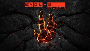 Evolve Stage Up Header
