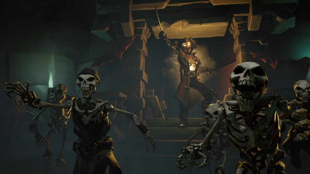 Sea of Thieves Undead