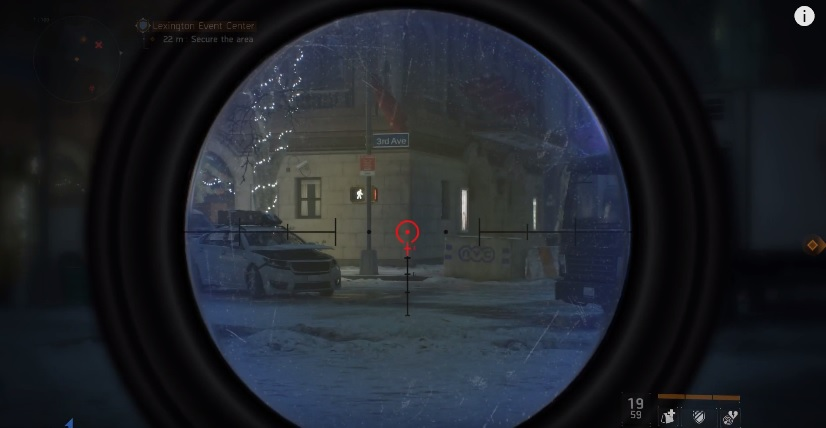 division-scope