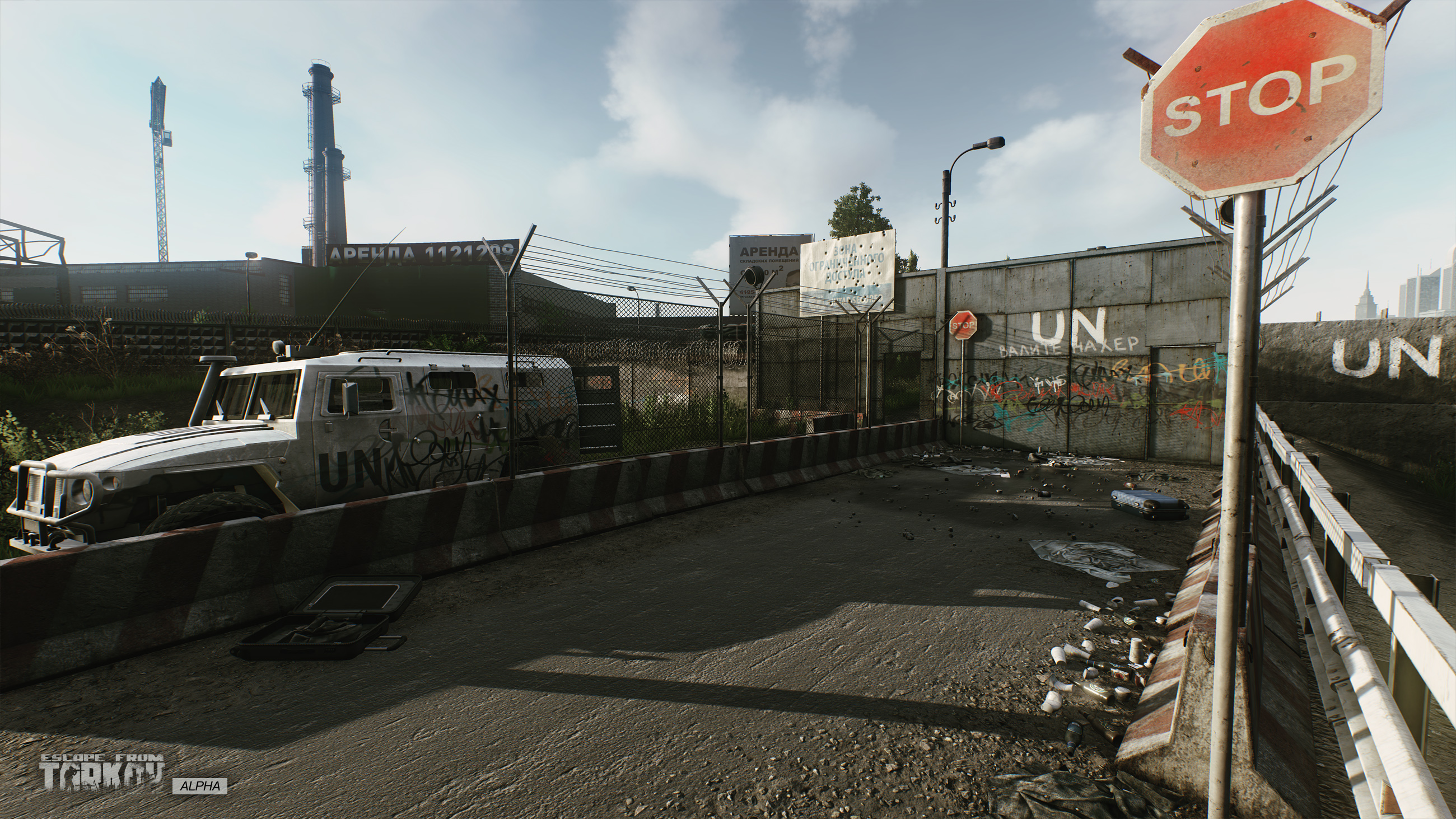 escape from tarkov the customs 2