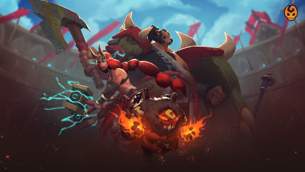 Battlerite-Artwork