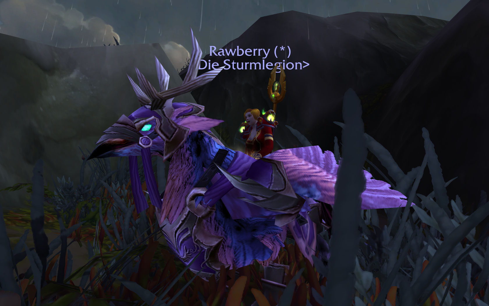 WoW Hipppgryph World First