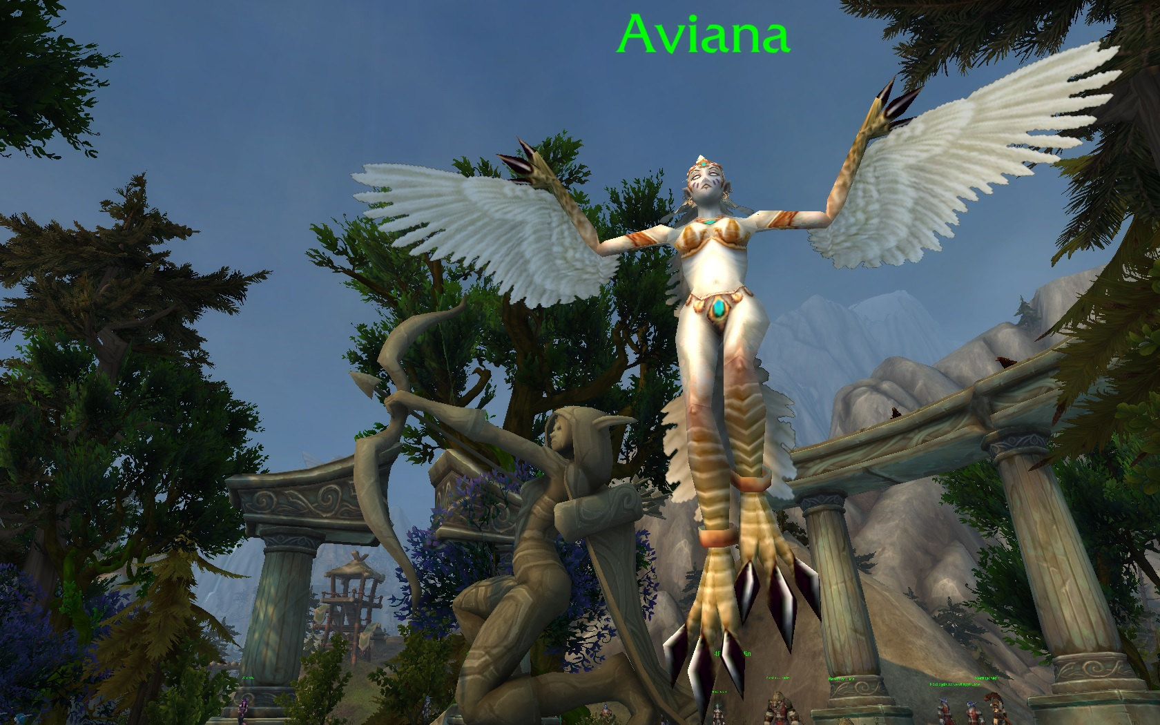 WoW Legion Aviana