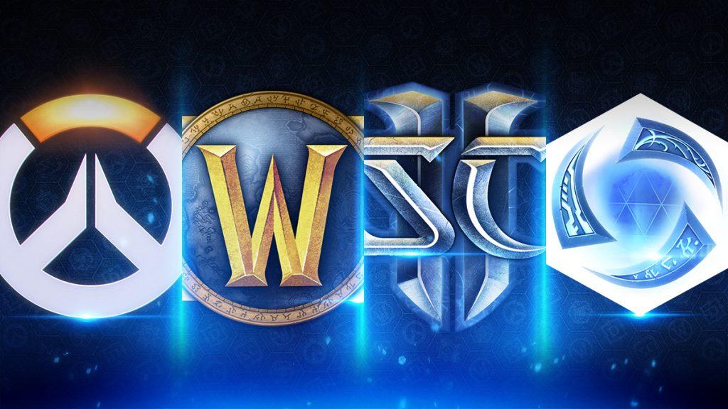 blizzard game logos