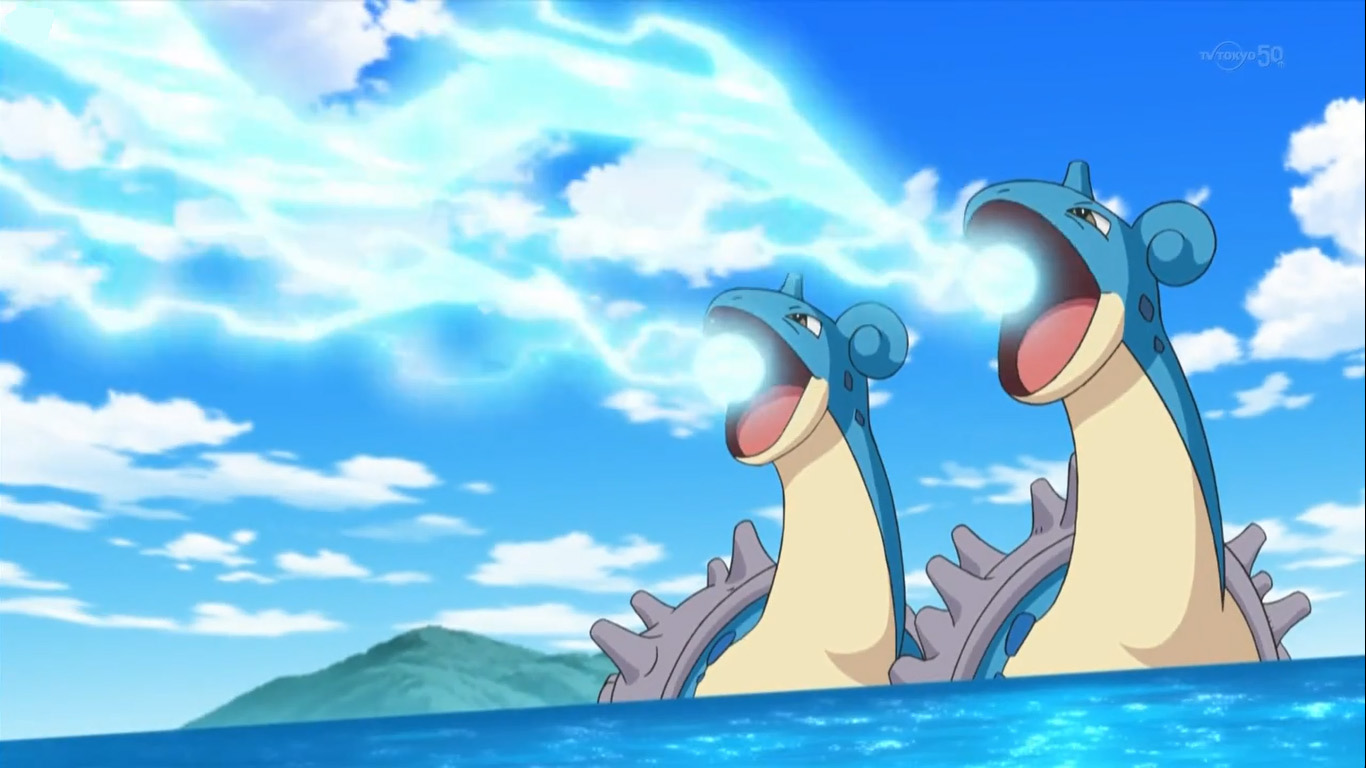 how to catch lapras in pokemon sun