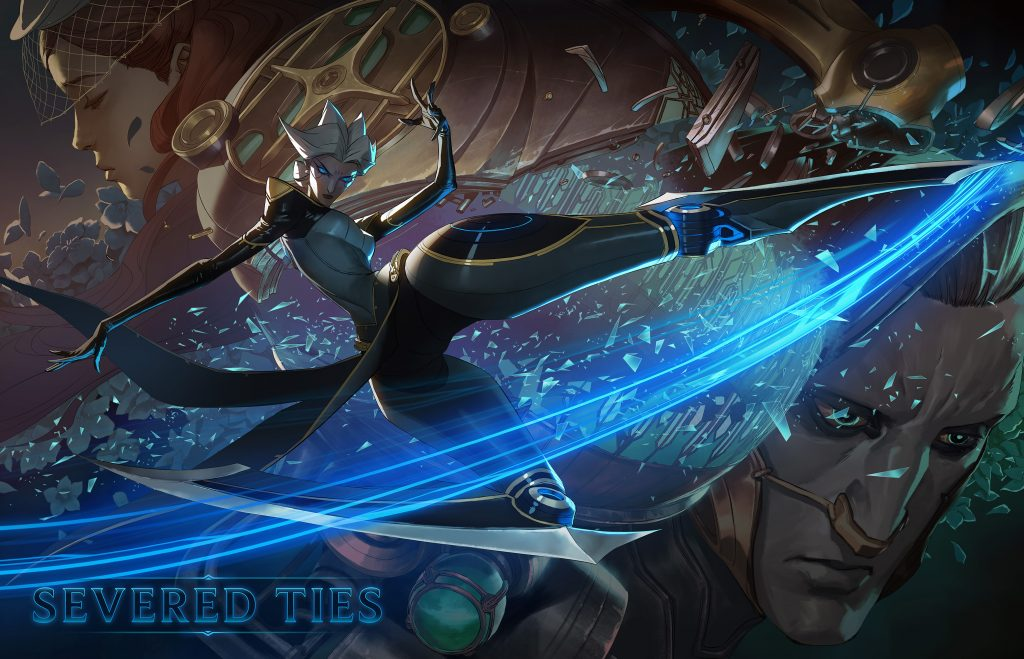League of Legends Camille Teaser
