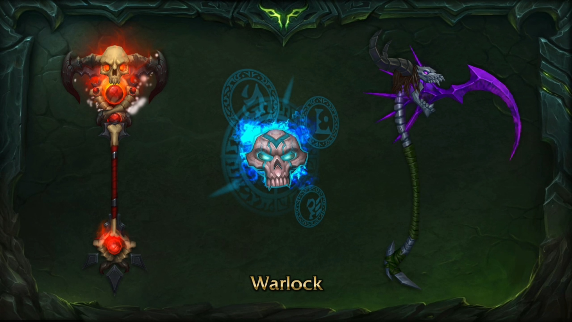 I just completed all the Mage Tower challenges on my Warlock