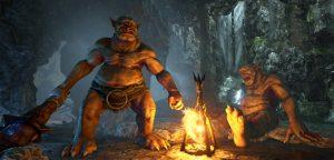 dark and light oger