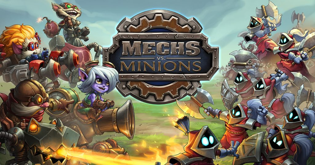 lol mechs-vs-minions