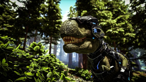 ARK Survival Evolved - Screenshots zum TEK-Tier-Update