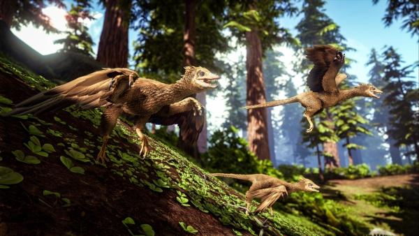 ARK Survival Evolved - Archaeopteryx aus Update 2470