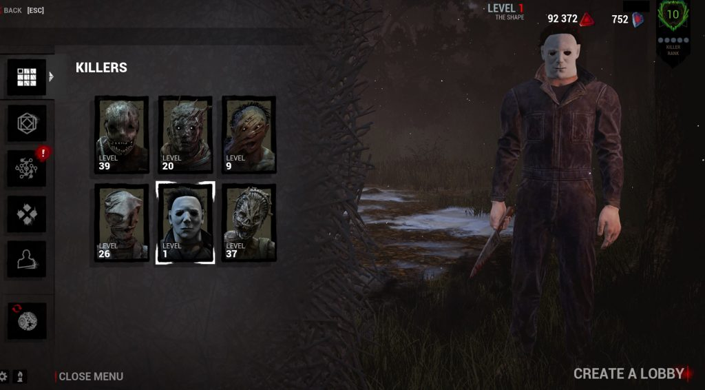 Dead by Daylight Michael Myers