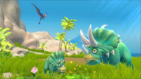 ark survival triceratops zähmen