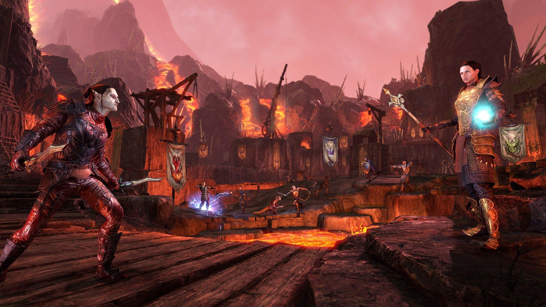 ESO Addon Morrowind