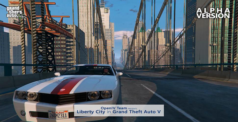 Gta Erste Bilder Von Liberty City Sehen Toll Aus Mein Mmo De