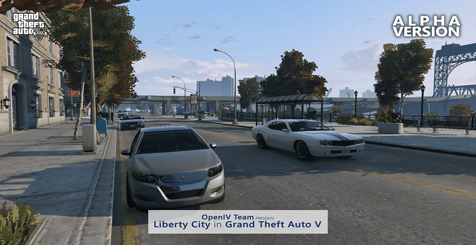 GTA 5 Liberty City7
