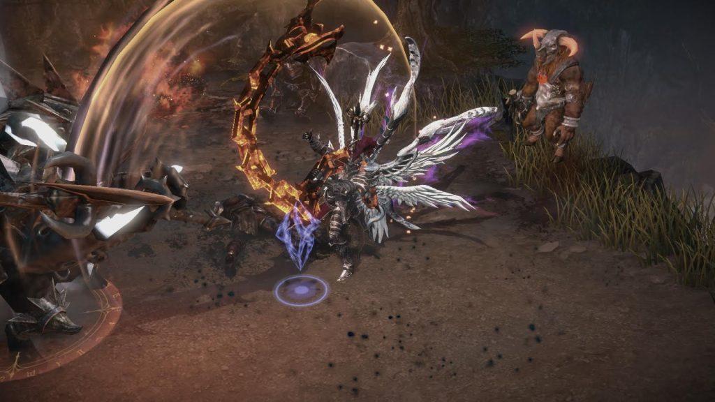 MU Legend MMORPG Screenshot