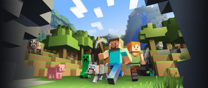 Minecraft Titel