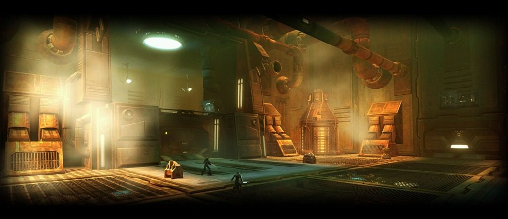 SWTOR Uprising Loading Screen
