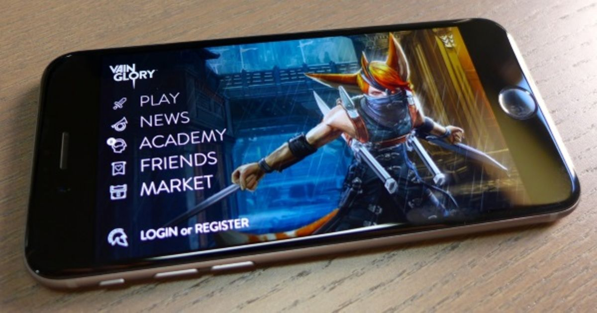 Vainglory-Smartphone