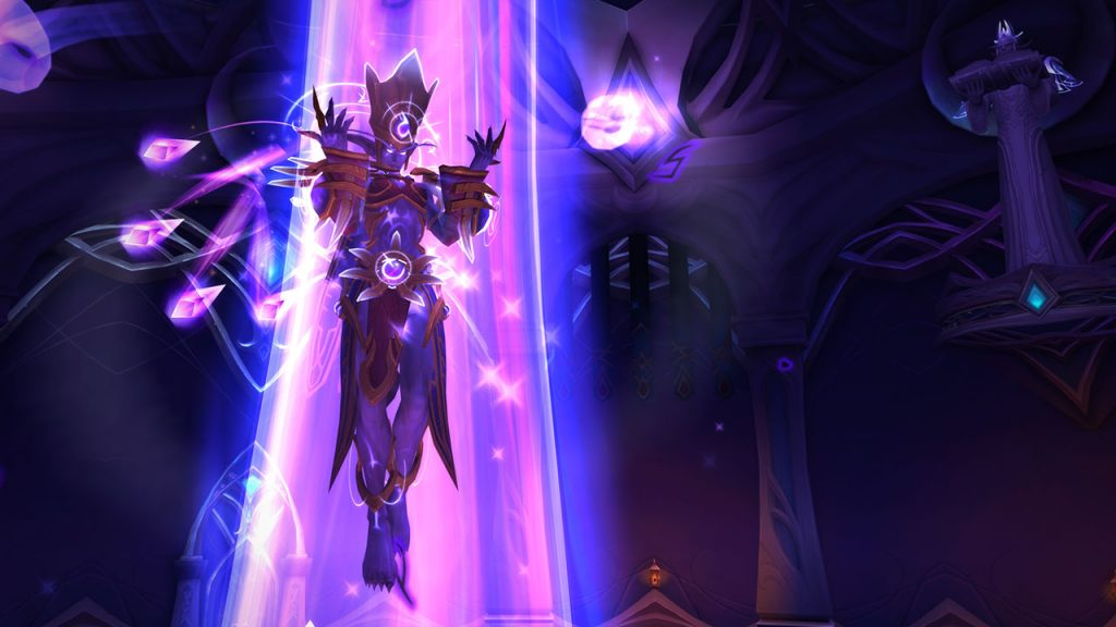 WoW Nighthold Elisande