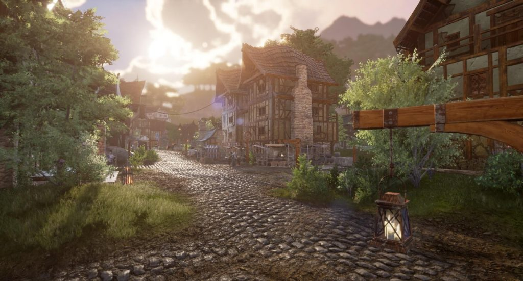 ashes of creation town 3